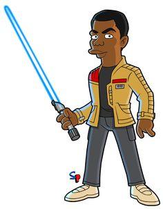 Springfield Punx Finn