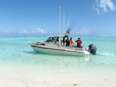 Aitutaki | Black Pearl Fishing Charters