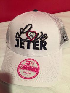 Derek Jeter New York  Yankees Womens Snapback Hat New Era from  9.99 e11074823a67