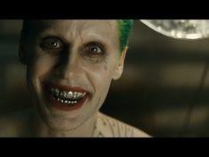 """Confira Jared Leto como Coringa no trailer de """"Esquadrão Suicida"""" #Brasil, #Filme, #Pop, #Trailer, #Vídeo http://popzone.tv/confira-jared-leto-como-coringa-no-trailer-de-esquadrao-suicida/"""
