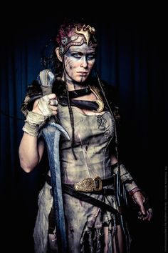 This Senua Cosplay Is Next Level Awesome