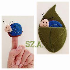 #felt #filc #fieltro #feltro #filz #feltlove #snail #fingerpuppet #babygift #craft #feltcraft #feltlove #babytoy #felttoy #felttoys #csiga #handmade #jatek #kece