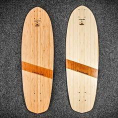 """Natural Log Skateboards - Rhythm 30"""" $140"""