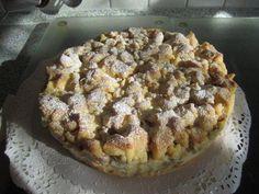 Das perfekte Rhabarberkuchen mit Vanillecreme-Rezept mit einfacher Schritt-für-Schritt-Anleitung: Den Rhabarber schälen, in kleine Stücke schneiden und…