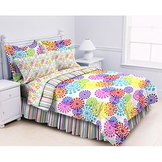 $29 Prism Multi Complete Bed in a Bag Bedding Set