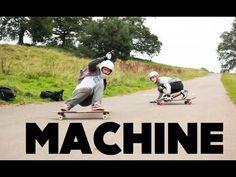 The Machine skates everything do you ?