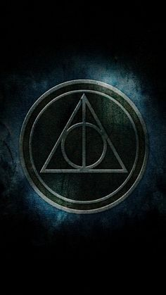 Harry Potter Deathly Hallows - Tap to see awesome Harry Potter fan wallpaper! | @mobile9