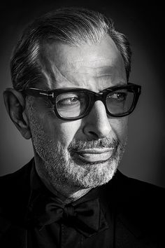 """""""Jeff Goldblum"""" You are in the right place about Celebrities portraits Here we offer you the most be Famous Portraits, Celebrity Portraits, New Foto, Actrices Sexy, Portrait Photography Men, Portrait Lighting, Black And White Portraits, Black And White Photography Portraits, Hollywood Celebrities"""