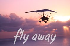 Fly away with Hang Glide USA. A leader in aerial adventures.   ------ 877-WEDOFLY ----- #sports #outdoors #fun #couples #adventure #fun #thingstodo #florida #aerial #adventure #extreme #flying