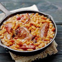 Plats mijotés ou en cocotte : recettes gourmandes - Régal Le Cassoulet, Paella, Slow Cooker, Chili, Soup, Cooking, Ethnic Recipes, Desserts, Kitchen