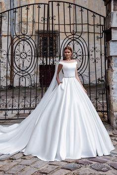 crystal design bridal 2016 wedding dresses 49 - Deer Pearl Flowers / http://www.deerpearlflowers.com/wedding-dress-inspiration/crystal-design-bridal-2016-wedding-dresses-49/