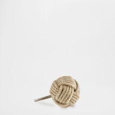 Bouton Meuble Corde (Lot de 2)