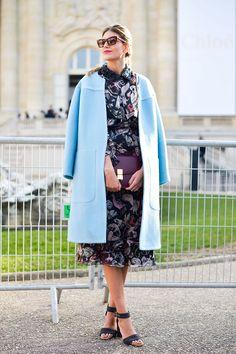 164 Chic as Sh*t Paris Street Style Looks  - Cosmopolitan.com