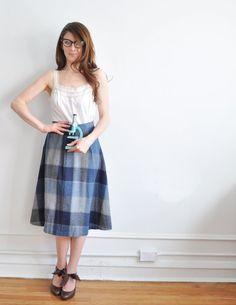math + science skirt