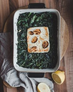 Feta Pasta, Looks Yummy, Some Recipe, Yams, Test Kitchen, Keto Dinner, Palak Paneer, Spinach, Smoothie