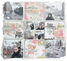 PL July 7 - iggydodie Project Life Travel, Project Life Planner, Project Life Organization, Project Life Scrapbook, Project Life Album, Project Life Layouts, Project Life Cards, Pocket Page Scrapbooking, Mini Scrapbook Albums