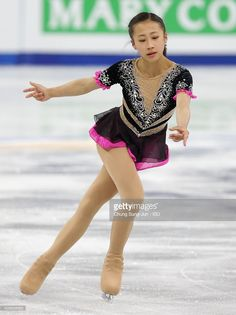 News Photo : Xiangning Li of China competes in the Ladies...