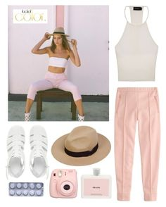 """""""www.lackofcolor.com.au"""" by s-chan-forever ❤ liked on Polyvore featuring J.Crew, MINKPINK, ASOS and Prada"""