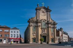 Sint Pieter en Pauluskerk Mechelen