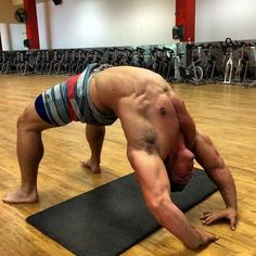 practicing yoga is one of my passions and would love to see more guys practicing. i'll be posting pictures my friends and teachers practicing, as well as other pictures and articles i find related to yoga for men. Mens Fitness, Yoga Fitness, Physical Fitness, Fitness Bodies, Pilates, Yoga Gym, Yoga For Men, Muscle Men, Male Body