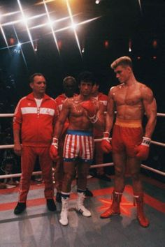 A gallery of Rocky IV publicity stills and other photos. Featuring Sylvester Stallone, Dolph Lundgren, Carl Weathers, Tony Burton and others. Mohamed Ali, Sylvester Stallone, Movie Stars, Movie Tv, Rocky Film, Stallone Rocky, Rocky Steps, Apollo Creed, Dolph Lundgren