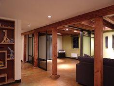 91 best finished basements images basement renovations basement rh pinterest com