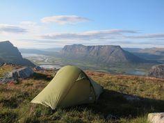 Rapadalen View #trekking #sarek #sweden