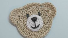 How To Make A Cute Crocheted Teddy Bear Application - DIY Crafts Tutorial - Guid. How To Make A Cute Crocheted Teddy Bear Application – DIY Crafts Tutorial – Guidecentral- Crochet Simple, Crochet Diy, Crochet Amigurumi, Crochet Bear, Crochet Crafts, Crochet Dolls, Diy Crafts, Handmade Crafts, Bear Crafts
