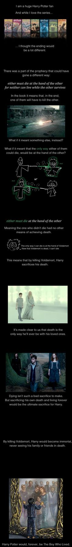 Never thought about this before. Interesting theory on an alternate ending - Imgur