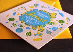 Letterpress Winkel Blog7  Geboortekaart  www.letterpresswinkel.nl