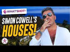Simon Cowell's Houses: 5 Multi-Million Dollar MANSIONS Around The World! - YouTube Britain Got Talent, Simon Cowell, Hd Video, Mirrored Sunglasses, Around The Worlds, Houses, In This Moment, Mansions, Youtube