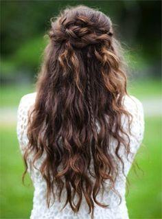 penteado pinterest morena