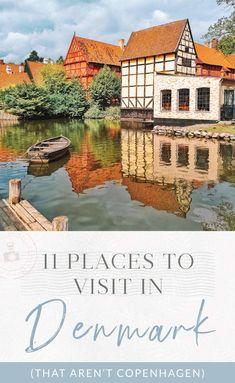 Visit Denmark, Denmark Travel, Cool Places To Visit, Places To Travel, Places To Go, Empire, Italy Travel Tips, Travel Guide, Roadtrip