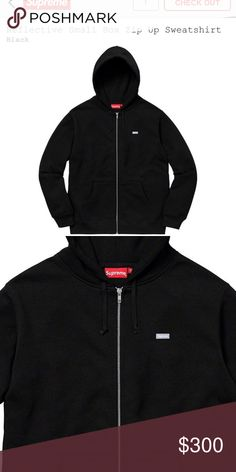 89dab2c881c98 Supreme Reflective Small Box Zip Up Sweatshirt Supreme Reflective Small Box  Zip Up Sweatshirt Men s Size Medium New Sealed In Packaging Purchased From  ...