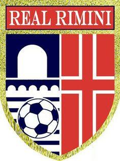 Real Rimini Jersey Atletico Madrid, Team Logo, Badge, Soccer, Hs Sports, Sports Clubs, World, Coat Of Arms, Italia