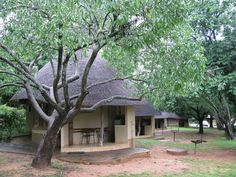20130120 01 My hut in Skukuza - Kruger National Park National Park Lodges, Kruger National Park, National Parks, Mud Hut, Lodge Look, Thatched House, Beach Tent, Game Reserve, Small House Plans