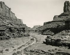 """Mark Ruwedel Pictures of Hell Hell Roaring Canyon Colorado Plateau"""