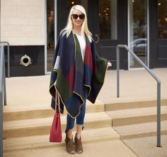 Can I get a cape or 10?! ❤️❤️❤️ I've linked all my favs for y'all aaaaand my fall ready bag is on sale !! liketk.it/2psWJ @LIKEtkit
