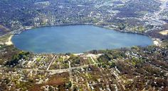 Lake Ronkonkoma, Long Island