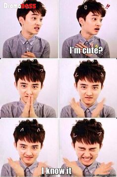 Is it even possible to be any cuter than D.O? EXO LIVES NEXT DOOR is coming soon to DramaBoss!