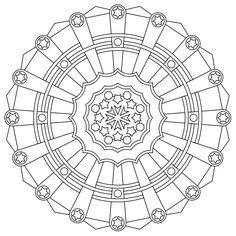 Pin de Dulce Marisol en Mandalas | Mandalas para imprimir ...