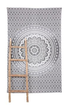 Indian Queen Hippie Mandala Dorm Tapestry Wall Hanging Throw Bohemian Tapestry #Unbranded #Modern