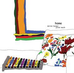 """darren harper & jared smyth - """"home"""" : ambient, drone, experimental"""