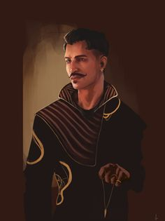 dorian in gold (`・ω・´) this was incredibly self indulgent and i should get back to coursework ; Dragon Age Games, Dragon Age 2, Gold Dragon, Character Concept, Character Art, Character Ideas, Fantasy World, Fantasy Art, Dragon Age Dorian