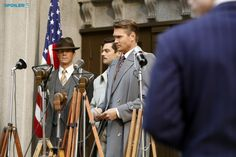 "#AgentCarter 1x08 ""Valediction"" - Edwin, Howard and Jack"