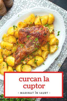 Kefir, Pot Roast, Foodies, Turkey, Meat, Cooking, Ethnic Recipes, Romanian Recipes, Roast