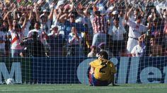 andrés escobar - 1994 gol contra que foi sua sentença de morte