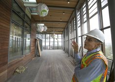 Walk in the front door of Austin's under-construction new Central Library and you'll be in an atrium looking up at six floors for books, meeting rooms and events.