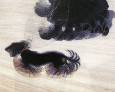 Dynamism of a Dog on a Leash (Giacomo Balla, oil on canvas, 1912)