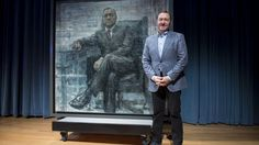 "The National Portrait Gallery now has a painting of Frank Underwood.  Spacey said that it was ""an incredible honor"" to have his picture hanging alongside such prestigious figures, just ahead of House of Cards' fourth season, but the actor wouldn't be drawn on who he wanted to be the next president in the real world. ""Listen, I have an election to win myself,"" he said at a press conference on Monday. ""I'm absolutely convinced, a few more cities and I'm going to win this damn election."""